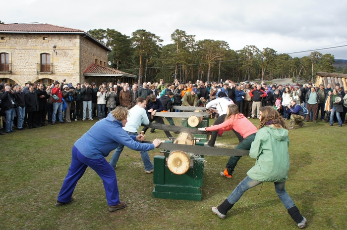 Day of Foresters in Spanish style