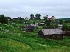 Село Туръя