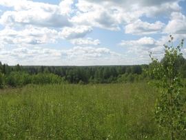 село Верхолузье